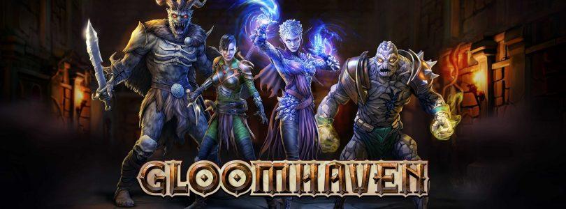 Gloomhaven – Die ersten vier Charaktere des RPGs werden vorgestellt