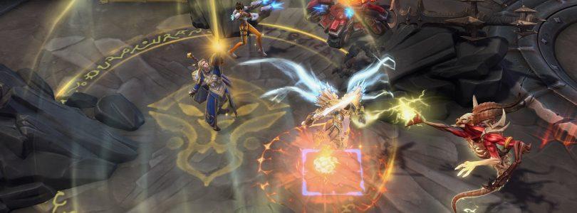Heroes of the Storm – Anduin betritt das Schlachtfeld