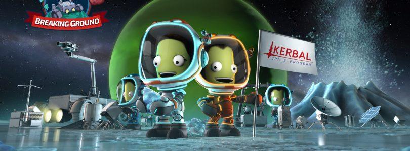 """Kerbal Space Program – Das """"Breaking Ground""""-DLC erscheint am 30. Mai 2019"""