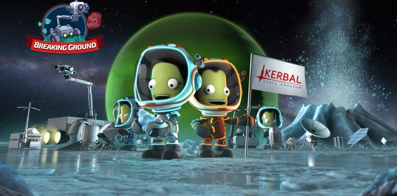 Kerbal Space Program – Kostenloses Shared Horizons-Update erscheint am 01. Juli