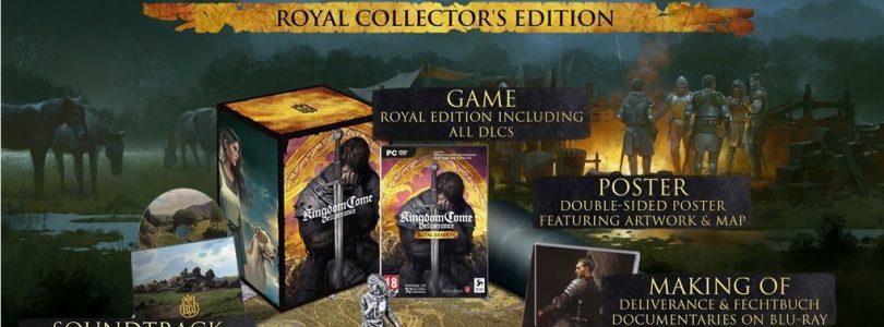 Kingdom Come Deliverance – Royal Collectors Edition angekündigt