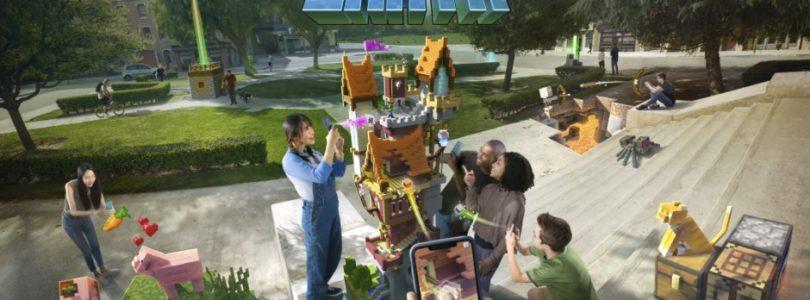Minecraft Earth – Augmented Reality-Spiel für das Smartphone angekündigt