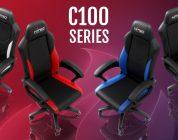 Nitro Concepts C100 – Neue Gaming-Stuhl-Serie startet bei Caseking