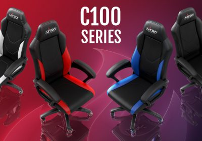 Test: Nitro Concepts C100 – Kann der Gaming-Stuhl überzeugen?