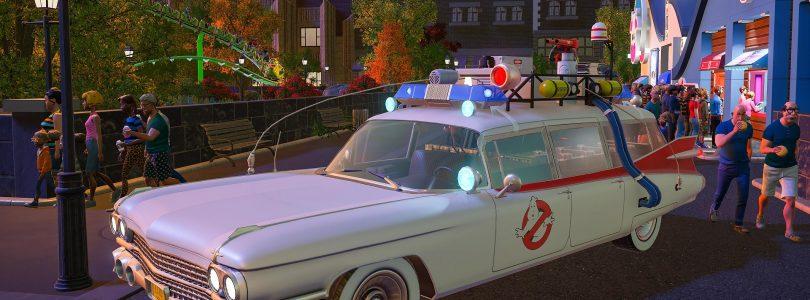 Planet Coaster – Ghostbusters-DLC veröffentlicht