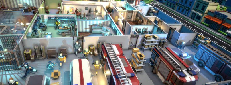 """Rescue HQ – Neues DLC """"Coastguard"""" für den Blaulicht-Tycoon veröffentlicht"""