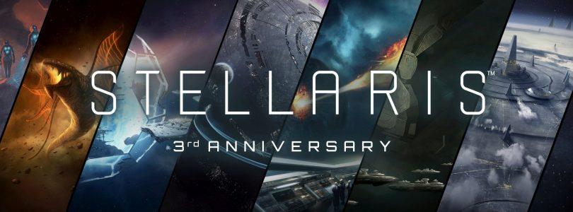 Stellaris – Free Weekend anlässlich des dritten Geburtstages gestartet