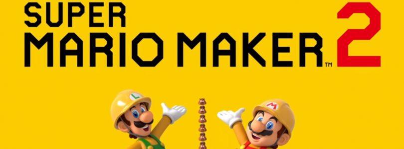 Super Mario Maker 2 – Nintendo veröffentlicht 17 Minuten langes Video