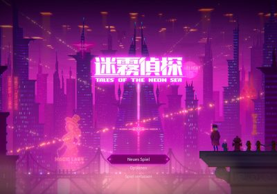 Test: Tales of the Neon Sea – Cyperpunk-Krimi in Pixel-Optik