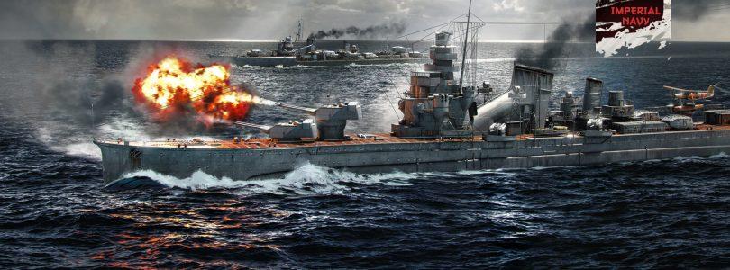 War Thunder – Imperial Navy-Update japanische Schiffe