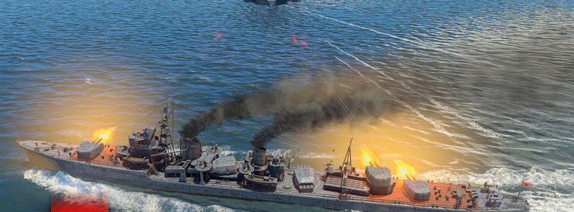 War Thunder – Japanische Marine macht sich auf den Weg in das Spiel