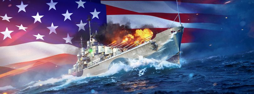 World of Warships: Legends erreicht Marke von einer Million an Spielern