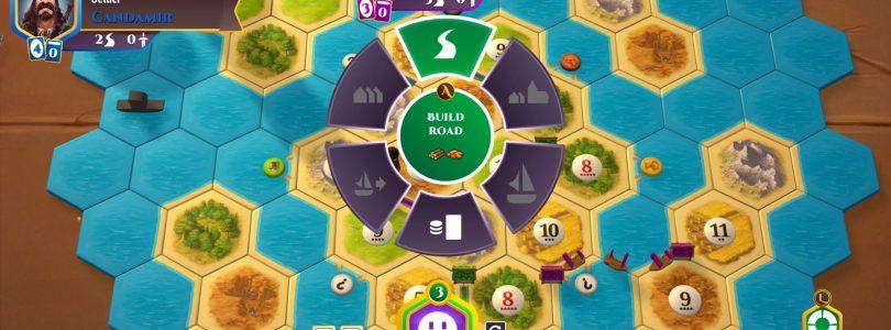 Catan – Brettspielklassiker auf der Nintendo Switch veröffentlicht