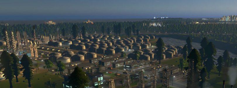 Cities Skylines – Industrie-Erweiterung nun auch auf XBox One und PS4