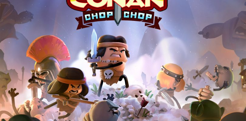 Conan Chop Chop – Release auf das zweite Quartal 2020 verschoben