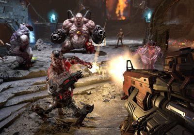 Doom Eternal – The Ancient Gods: Part One erscheint am 20. Oktober