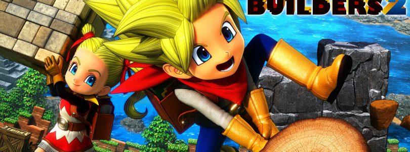 Dragon Quest Builders 2 – Demo ist ab sofort auf der PS4 verfügbar