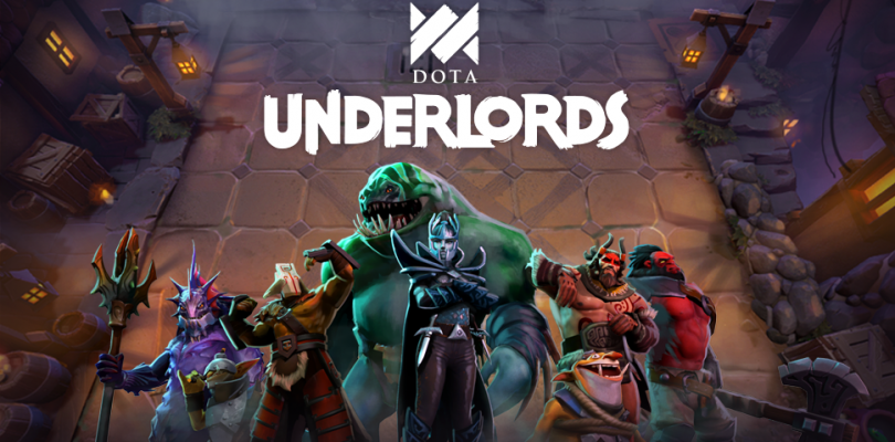 "Preview: Dota Underlords – Wir haben ""Auto Chess"" angespielt"
