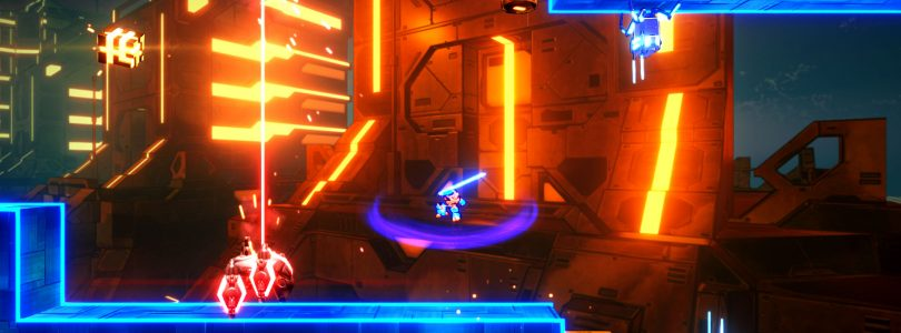Exception – Neon-Platformer erscheint am 13. August für PC und Konsolen