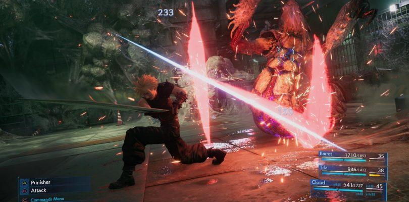 Final Fantasy VII – Square Enix veröffentlicht Intro-Video