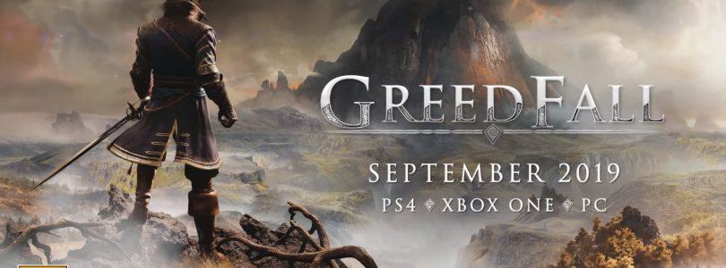 GreedFall – RPG erscheint am 10. September für PC und Konsolen