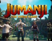 Jumanji The Video Game mit Trailer angekündigt