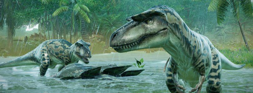 """Jurassic World Evolution – DLC """"Claires Zuflucht"""" erscheint am 18. Juni"""