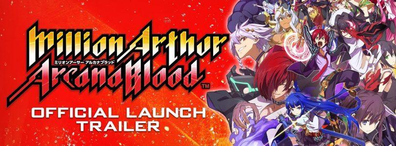 Million Arthur: Arcana Blood – Klassisches Beat 'em Up auf dem PC via Steam veröffentlicht