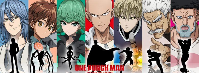 One Punch Man – Mobile-RPG Road to Hero zum Anime angekündigt