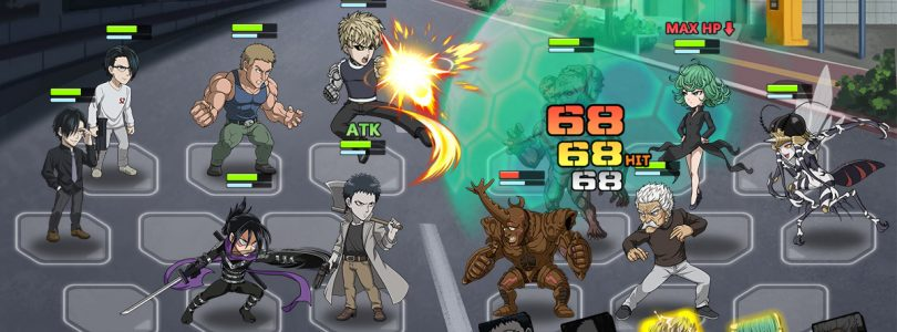 One Punch Man: Road to Hero – Mobile-RPG für Android und iOS erschienen