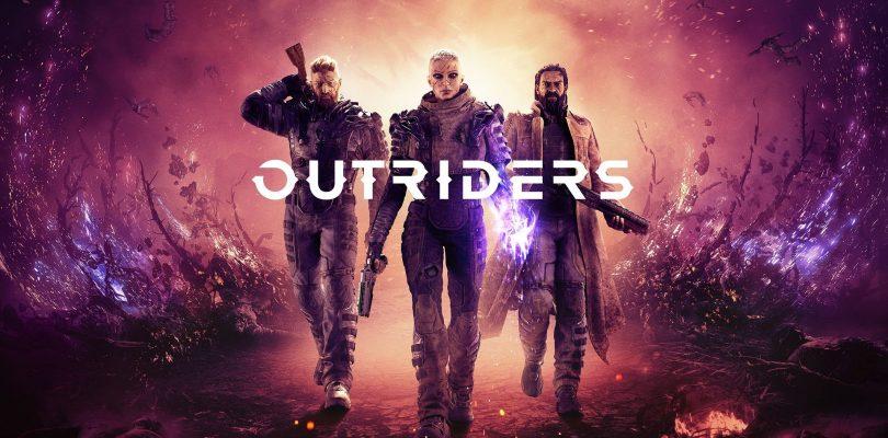 Outriders – Neues Spiel von People Can Fly angekündigt