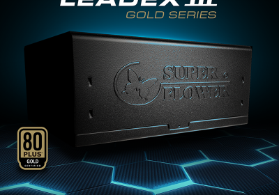 Super Flower Leadex III Gold Serie startet bei Caseking in den Verkauf
