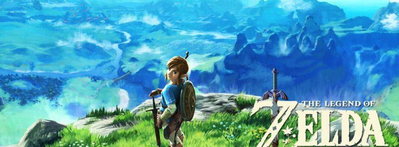 The Legend of Zelda: Breath of the Wild 2 – Ankündigungstrailer von der E3 2019