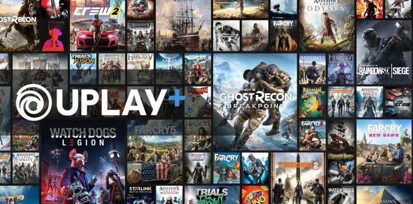 UPlay+ kann im ersten Monat kostenlos getestet werden