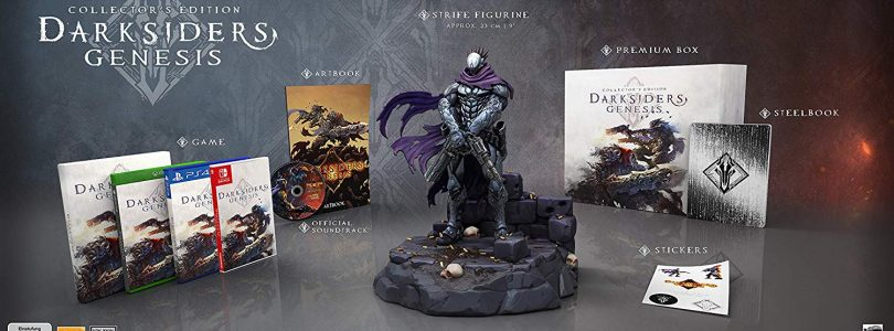 Darksiders Genesis – Die Collectors Edition und Nephilim Edition im Detail