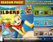 Dragon Quest Builders 2 – Season Pass beinhaltet 3 DLCs