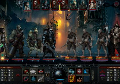 Preview – Iratus: Lord of the Dead – Wir bringen den Tod ins Land