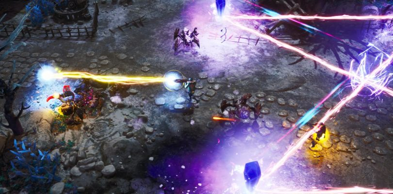 """Killsquad – Neuer Trailer zeigt """"Colosseum of the Unseen"""""""
