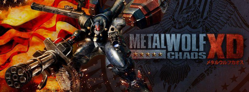 Metal Wolf Chaos XD – Hier ist der Launch-Trailer