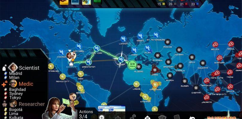 Pandemic erscheint am 01. August für XBox One und Nintendo Switch