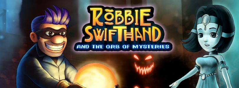 Robbie Swifthand and the Orb of Mysteries – Bockschwerer Platformer erscheint am 01. August