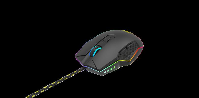 "Snakebyte – Individualisierbare ""Game Mouse Ultra"" und passendes Mousepad angekündigt"