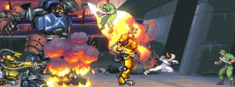 The Ninja Saviors: Return of the Warriors für PS4 und Nintendo Switch veröffentlicht