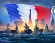 World of Warships Blitz – Die französische Flotte ist bereit zur Aufgabe