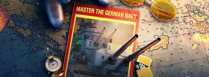 World of Warships: Legends – Hilfe, die Deutschen sind da