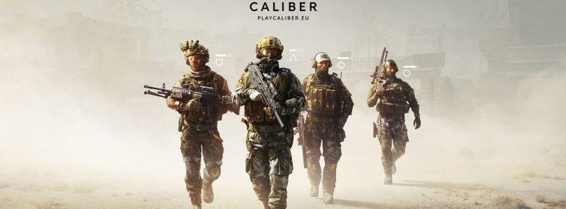 Caliber – Anmeldung zur Closed Beta gestartet