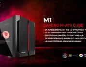 Der Gaming Cube M1 von Chieftronic im Detail