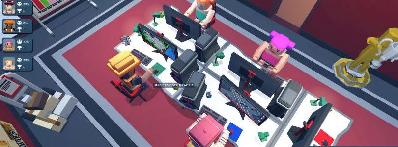 ESport Manager für Nintendo Switch veröffentlicht