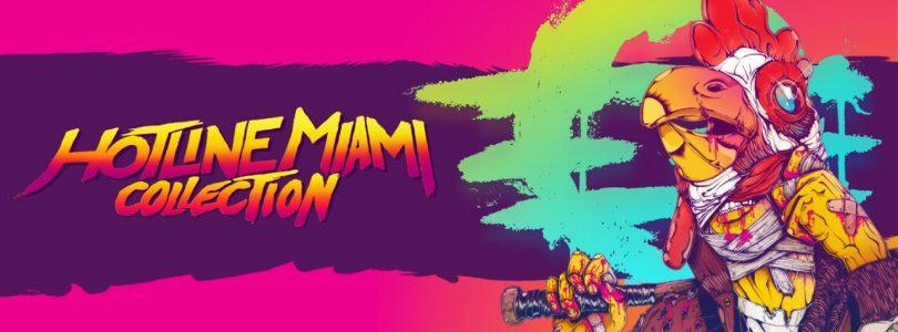 Hotline Miami Collection für Nintendo Switch erschienen
