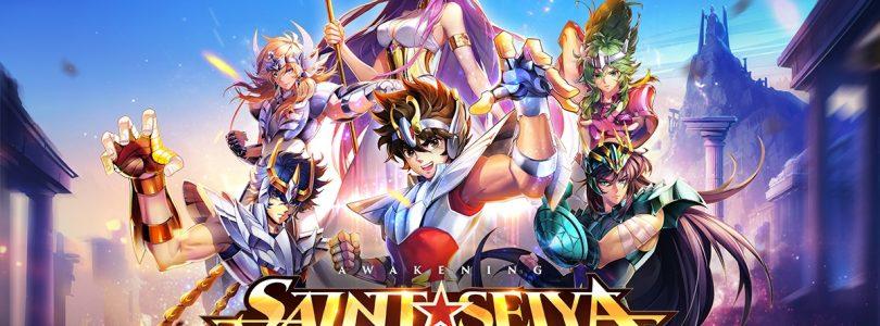 Saint Seiya Awakening: Knights of the Zodiac – Anime erscheint als Mobile-RPG